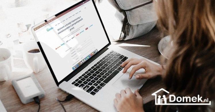 Ипотечен кредит в Холандия с изявление за перспективи за работа