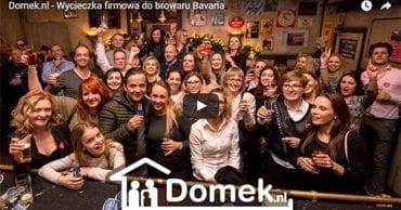 Wycieczka firmowa do browaru Bavaria
