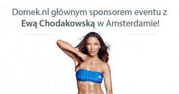 Trening z Ewą Chodakowską w Amsterdamie!