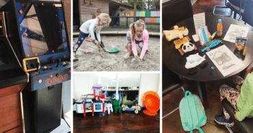 Parque infantil y asesor hipotecario en uno. Bienvenido a Domek.nl