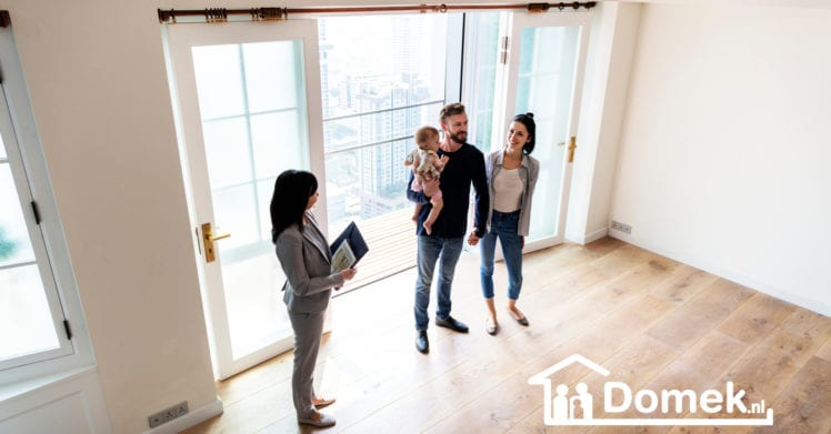 Vásároljon gond nélkül házat Hollandiában a Domek.nl segítségével