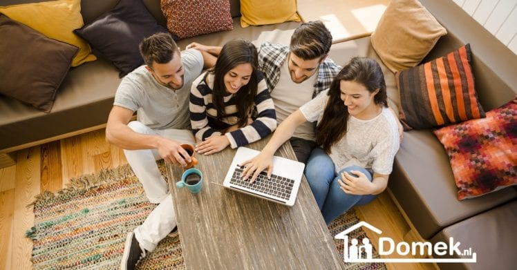 Credit ipotecar pentru un grup de prieteni