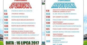 Turniej piłki nożnej Domek.nl Summer Cup 2017!