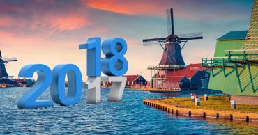 Top 3 zmiany na holenderskim rynku nieruchomości w 2018 roku